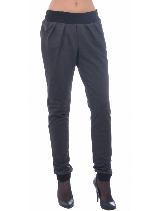 Trayana Dark Grey Trouser