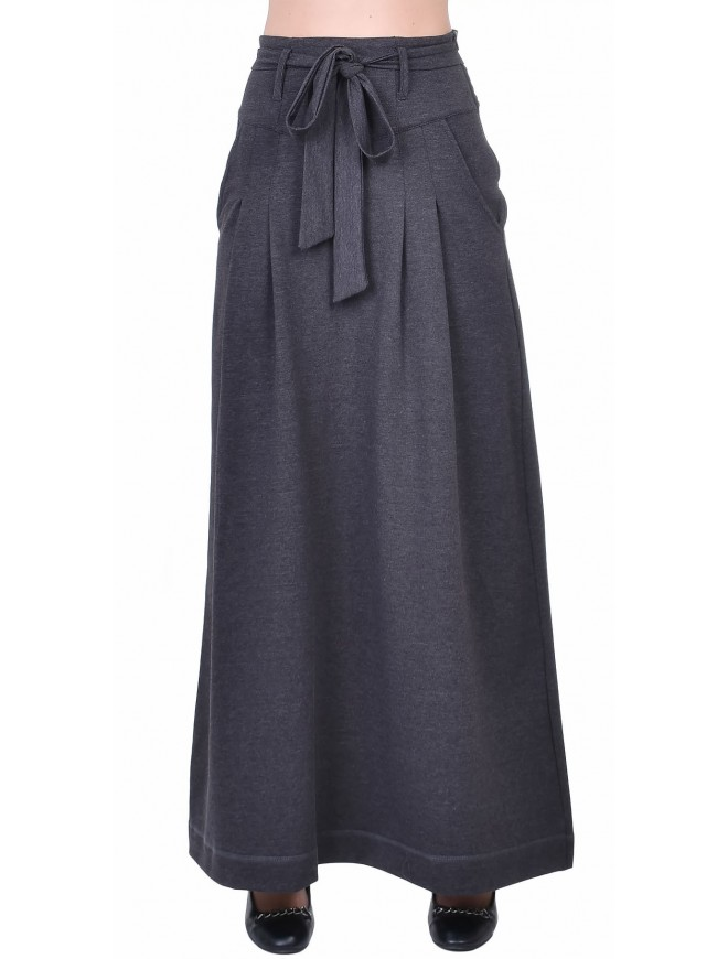 Krastina Dark Gray Skirt