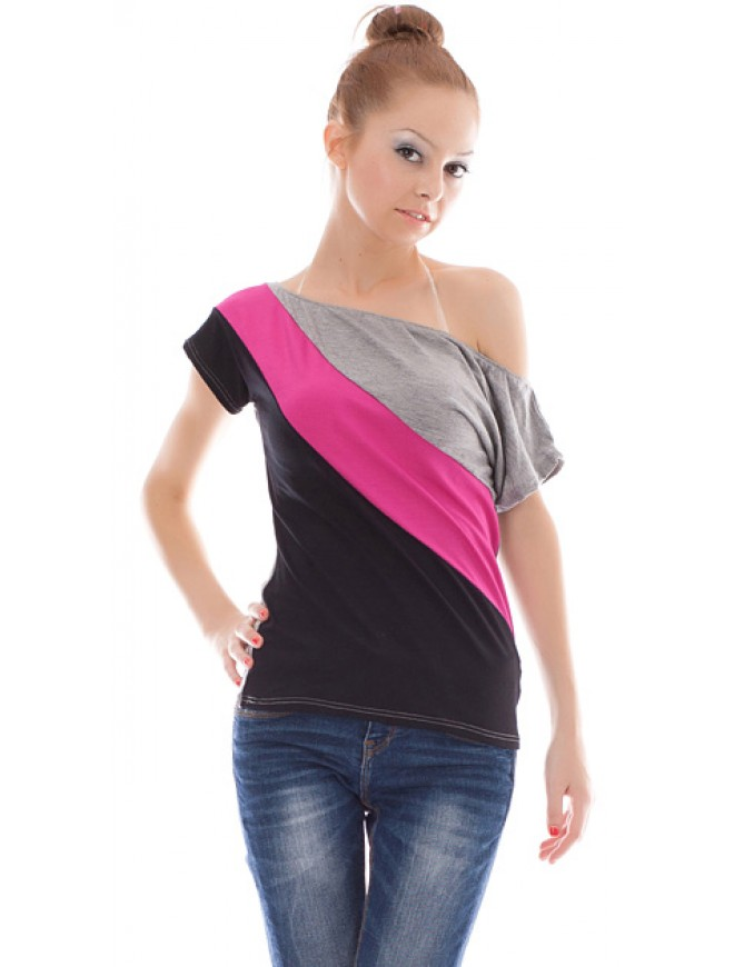Lublena Top in Three Colors