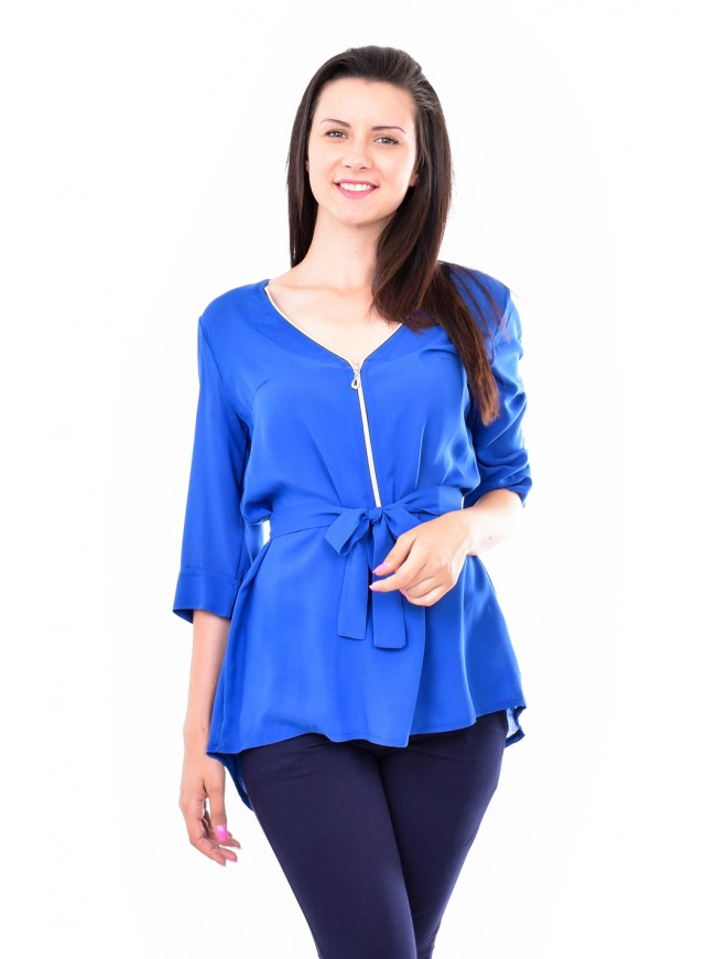 Stanimira Tunic with a Zip