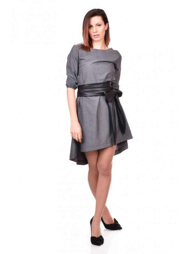 Tunic in Gray Victoria