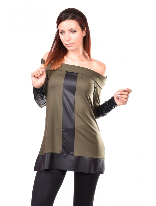 Tunic in army Green