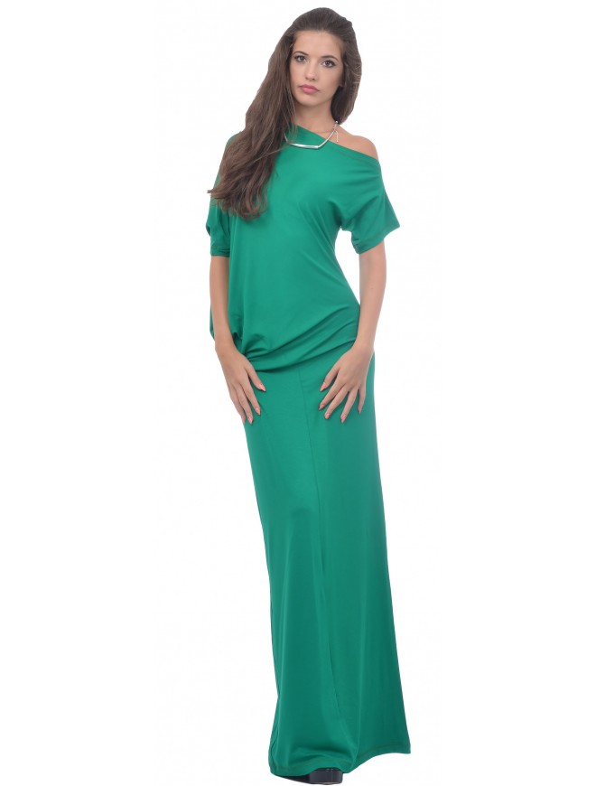 Ziklopa Green Dress