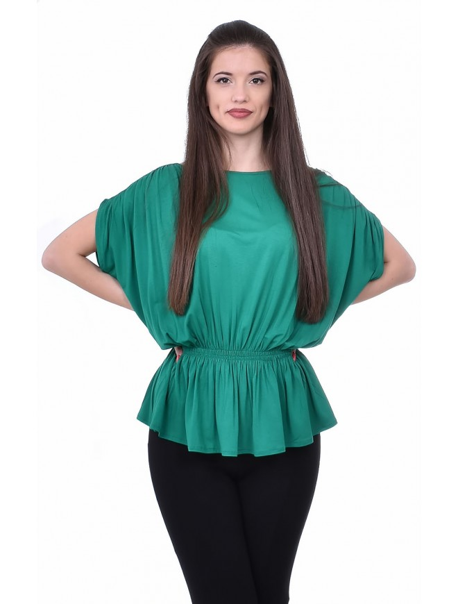 Kralina Green Tunic