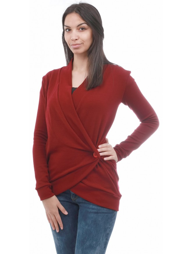 Leti Cardigan with Long Sleeves